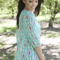 Santiago Sunset Tunic