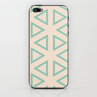 Vibrant Pattern- 2 iPhone & iPod Skin by Uma Gokhale | Society6