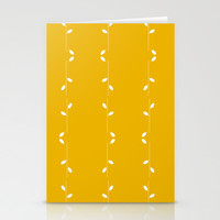 Vibrant Pattern- 5 Stationery Cards by Uma Gokhale | Society6