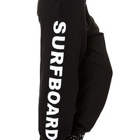 The Surfboard Sweatpants