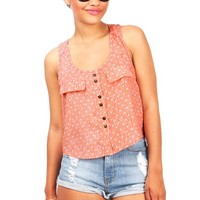 Razzled Tank Top | Cute Tops at Pink Ice