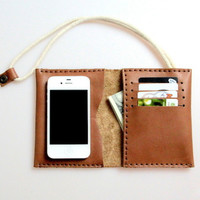 phone wallet / passport case