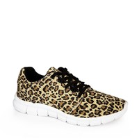 River Island Sneakers in Leopard Print