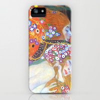 Love & Water Snakes iPhone & iPod Case by BeautifulHomes