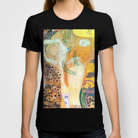 Love & Water Snakes T-shirt by BeautifulHomes