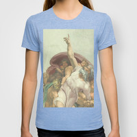 Sistine Chapel - Creation of Man T-shirt by BeautifulHomes