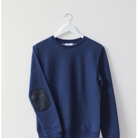 Le Sweatshirt by Maison Standards (blue)