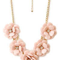 Kitschy Floral Necklace