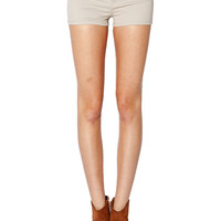Papaya Clothing Online :: GEO BELTED HIGH WAIST SHORTS