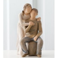 New! Willow Tree You and Me Figurine by Susan Lordi, 26439