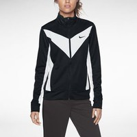 The Nike Soccer Women's Warm-Up Jacket.