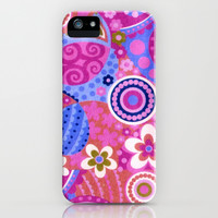 Spring Colors iPhone & iPod Case by Elena Indolfi
