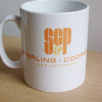 Mad Men Sterling Cooper Draper Price Mug