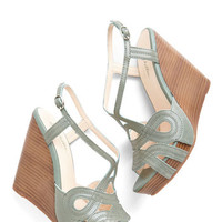 Seychelles Worth It Wedge | Mod Retro Vintage Heels | ModCloth.com