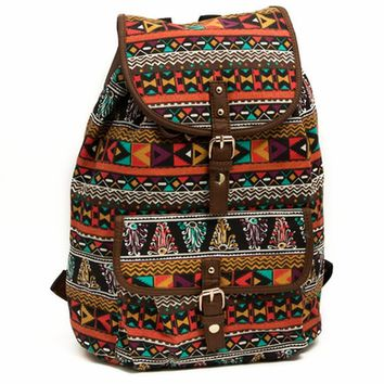 Tribe Vibe Drawstring Backpack
