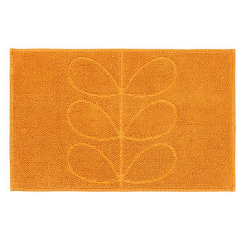 I liked this design on #Fab. Bath Mat Orange 20x31