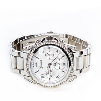 Papaya Clothing Online :: EVERYDAY RHINESTONE CHRONOGRAPH WATCH