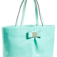kate spade new york 'small evie' patent leather tote | Nordstrom