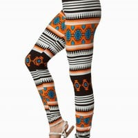 TRIBAL LEGGINGS