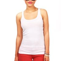 Basic Tank Top | Trendy Tops at Pink Ice