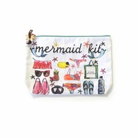 Mermaid Kit Pouch