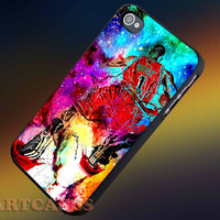 Chicago Bulls Derrick Rose Nebula iphone 4/4s case, iphone 5/5s,iphone 5c, samsung s3 i9300 case, samsung s4 i9500 case in SmartCasesStore.