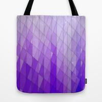 Ode to Purple Tote Bag by DuckyB (Brandi)