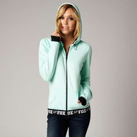 Fox Fast Lane Zip Hoody