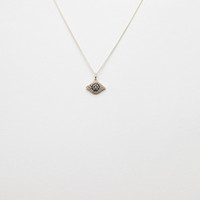 Totokaelo - Makri Kitten Eye Pendant Necklace - $2,394.00