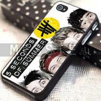 5 second of summer funny eyes - iPhone 4/4s/5/5s/5c - iPod 4/5 - Samsung Galaxy s3 i9300/s4i9500 Case