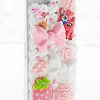 Whipped Cream and Bows iPhone 5 Case - Urban Outfitters