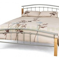 Serene Furnishing Tetras Metal Bed Frame