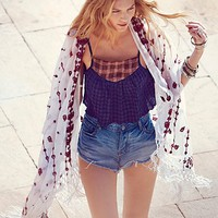 Free People Girl Next Door Crop