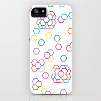 iPhone 5 Case - Hexagon Dreams - unique iPhone case