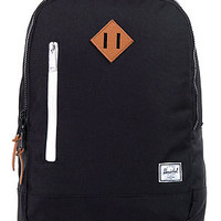 The Village Backpack in Black