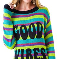 Good Vibes Jumper