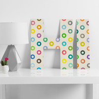 Nick Nelson Auras Decorative Letters