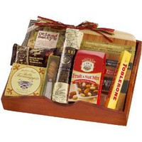 Van's Gifts Gourmet Hostess Tray By Van's Gifts