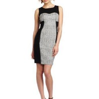 Yoana Baraschi Women's Pepper Salt Morph Bustier Dress