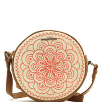 O'Neill Circle Embroidered Crossbody Bag at PacSun.com