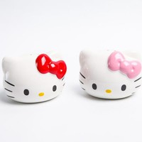 Hello Kitty Salt and Pepper Shakers