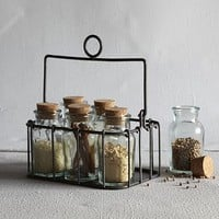 Wire Spice Rack | west elm