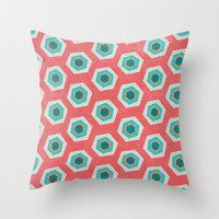 Goin' Nuts Throw Pillow by Katayoon Photography