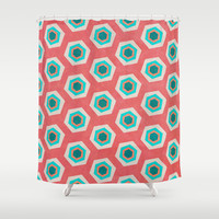 Goin' Nuts Shower Curtain by Katayoon Photography