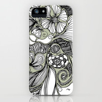 DoodleDos iPhone & iPod Case by Anchobee