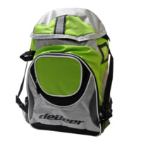 Girls DeBeer Backpack - Lime | Lacrosse Unlimited