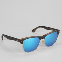 Ray-Ban Havana Blue Clubmaster Sunglasses - Urban Outfitters