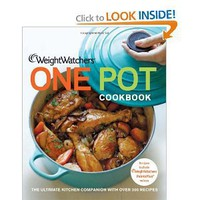 Weight Watchers One Pot Cookbook [Hardcover]