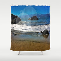 From whence we came Shower Curtain by DuckyB (Brandi)