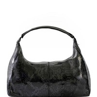 Niclaire Calfskin Leather Embossed Shoulder Bag - 			        	Mother's Day Gifts: Jewelry & Watches